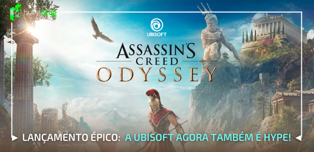 assassin's creed odyssey ubisoft hype games