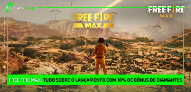 free fire max - blog do hype